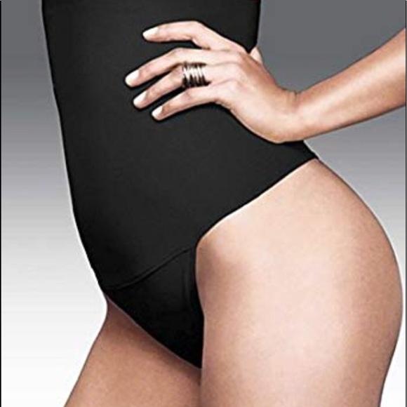 7f02a79b1 Flexees Other - Flexees Black shapewear thong